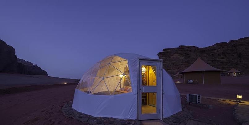 Martian Tent 2 Wadi Rum 805