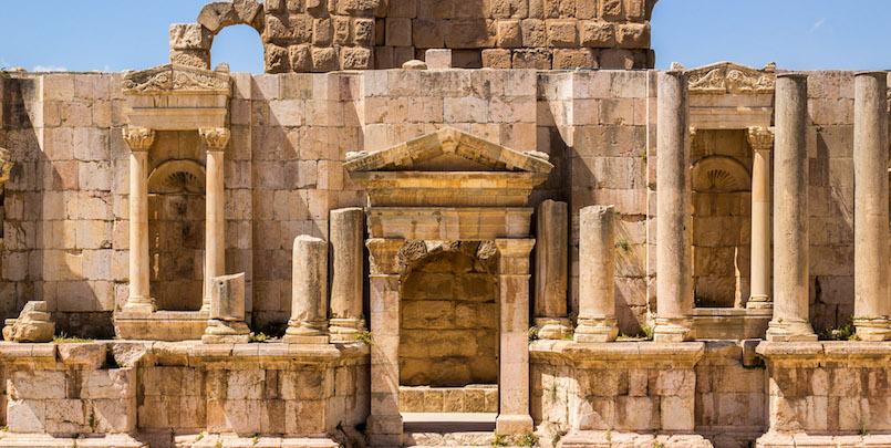 Highlights of Jordan Tour - Jerash