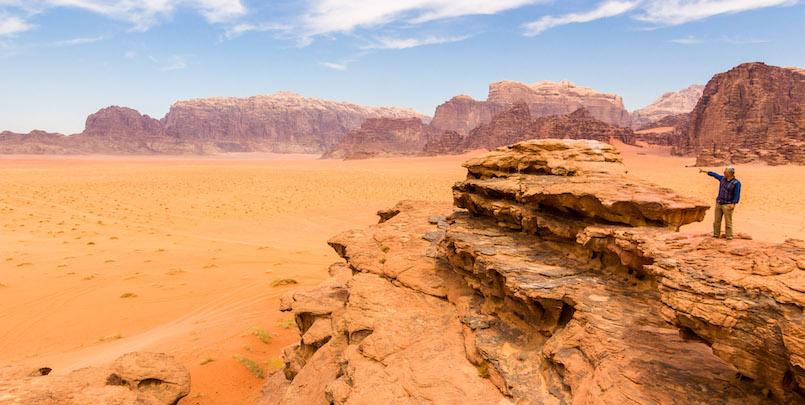 Highlights of Petra - Wadi