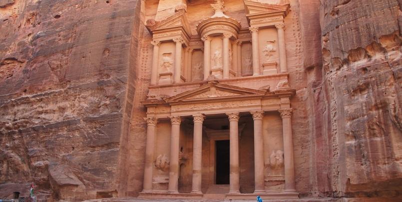 Petra Treasury 3