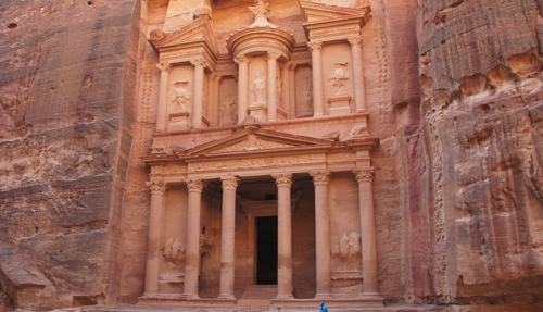 Petra Treasury 3 Thumb