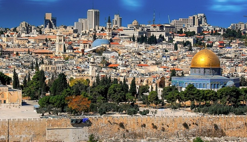Jerusalem Tour from Amman - 2 days