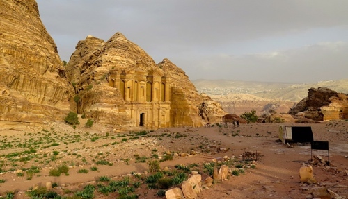 Visiting Petra is an unforgettable experience