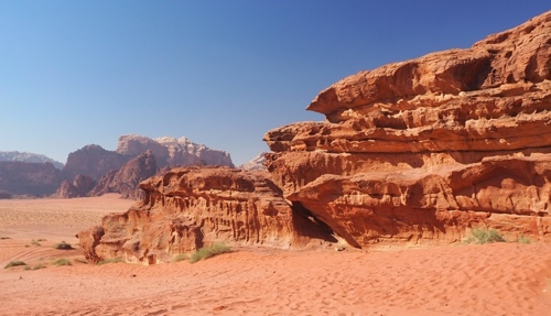 Petra and Wadi Rum Tour from Jerusalem - 2 Days