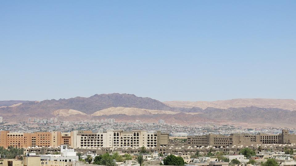 The City of Aqaba