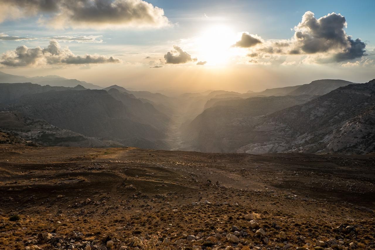 Jordan is beautiful – also here in Wadi Dana