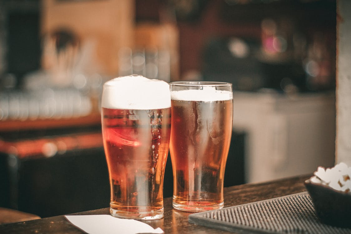 Drinking Alcohol in Jordan is mainly possible in bars