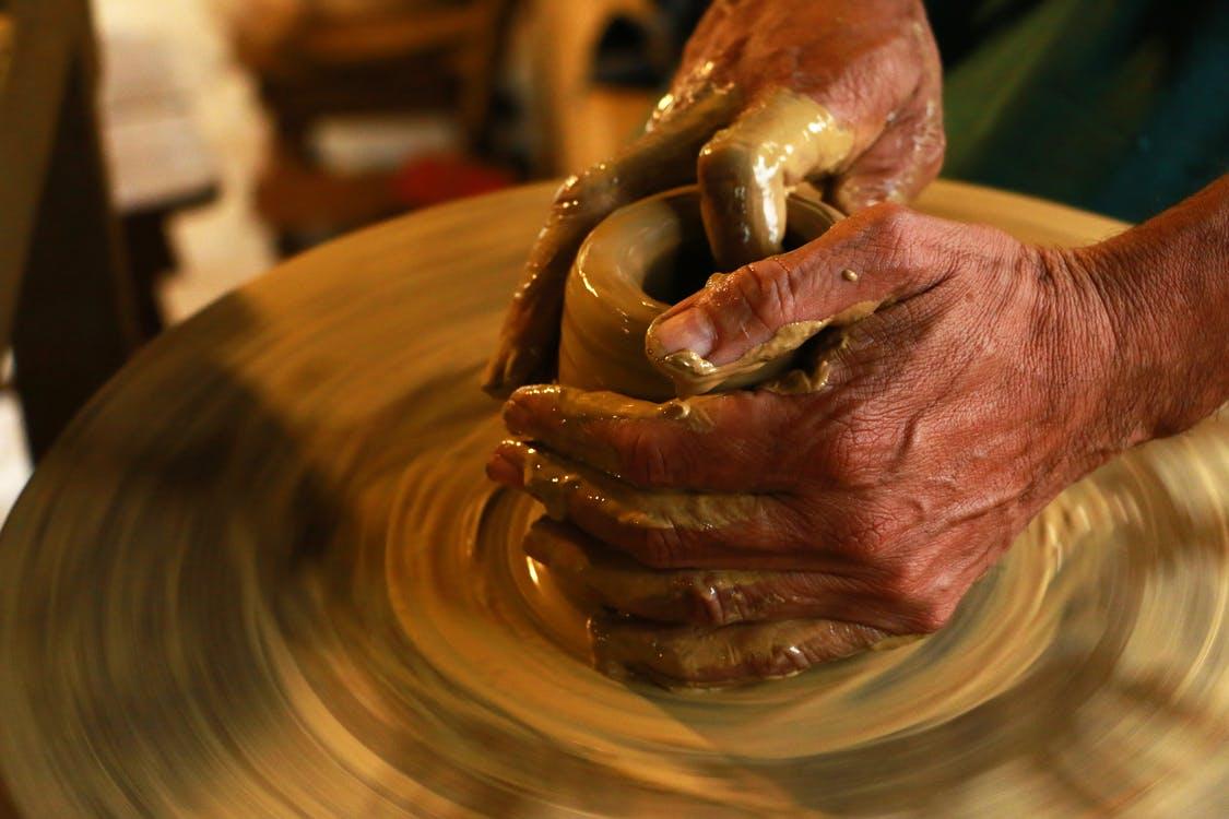 Jordanian pottery makes for a great souvenir.