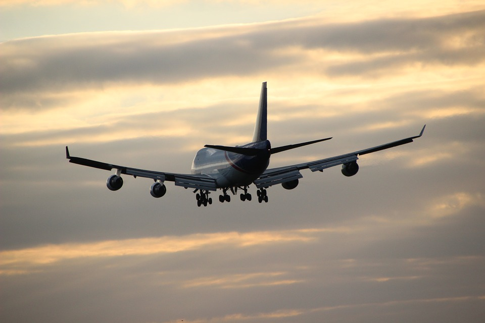Arriving in Jordan by plane at Amman Queen Alia Airport or King Hussein International Airport in Aqaba.