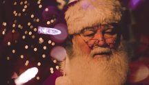 Meshow Show Christmas Party with Santa in Amman, Jordan