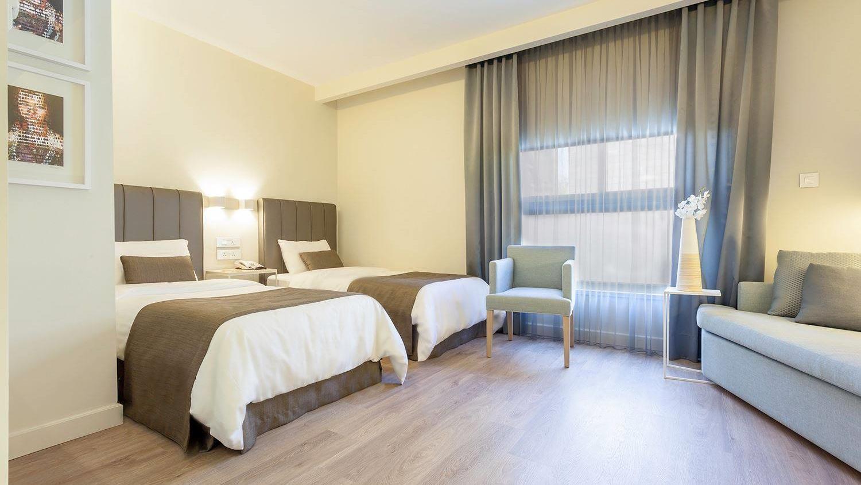 Best Family Hotels in Jordan AlQasr Metropole Hotel