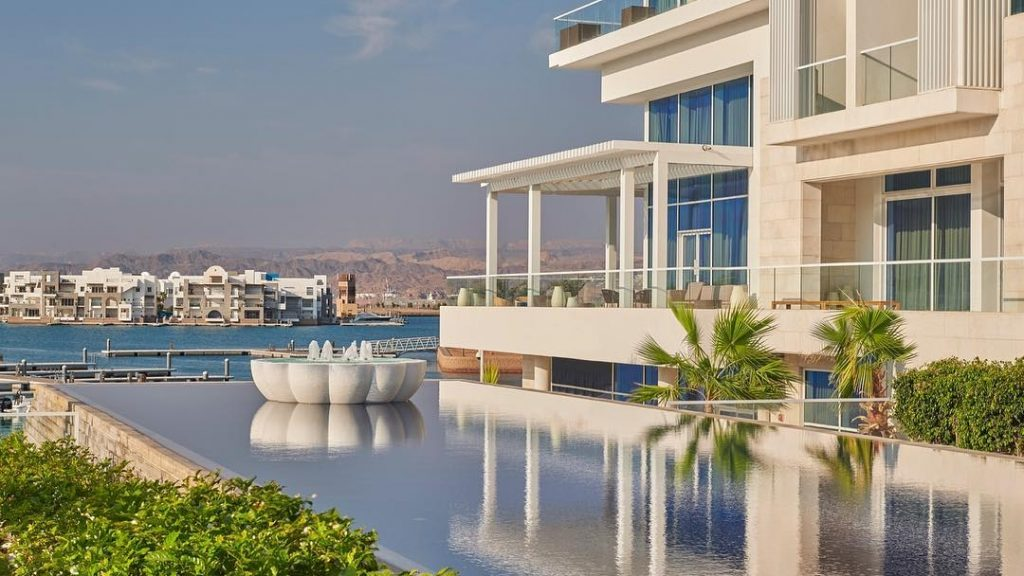 Best New Jordan Hotels - Hyatt Regency