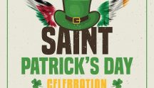 St Patricks Celebration in Amman