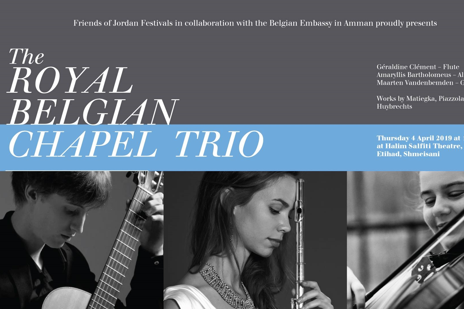 Royal Belgian Trio
